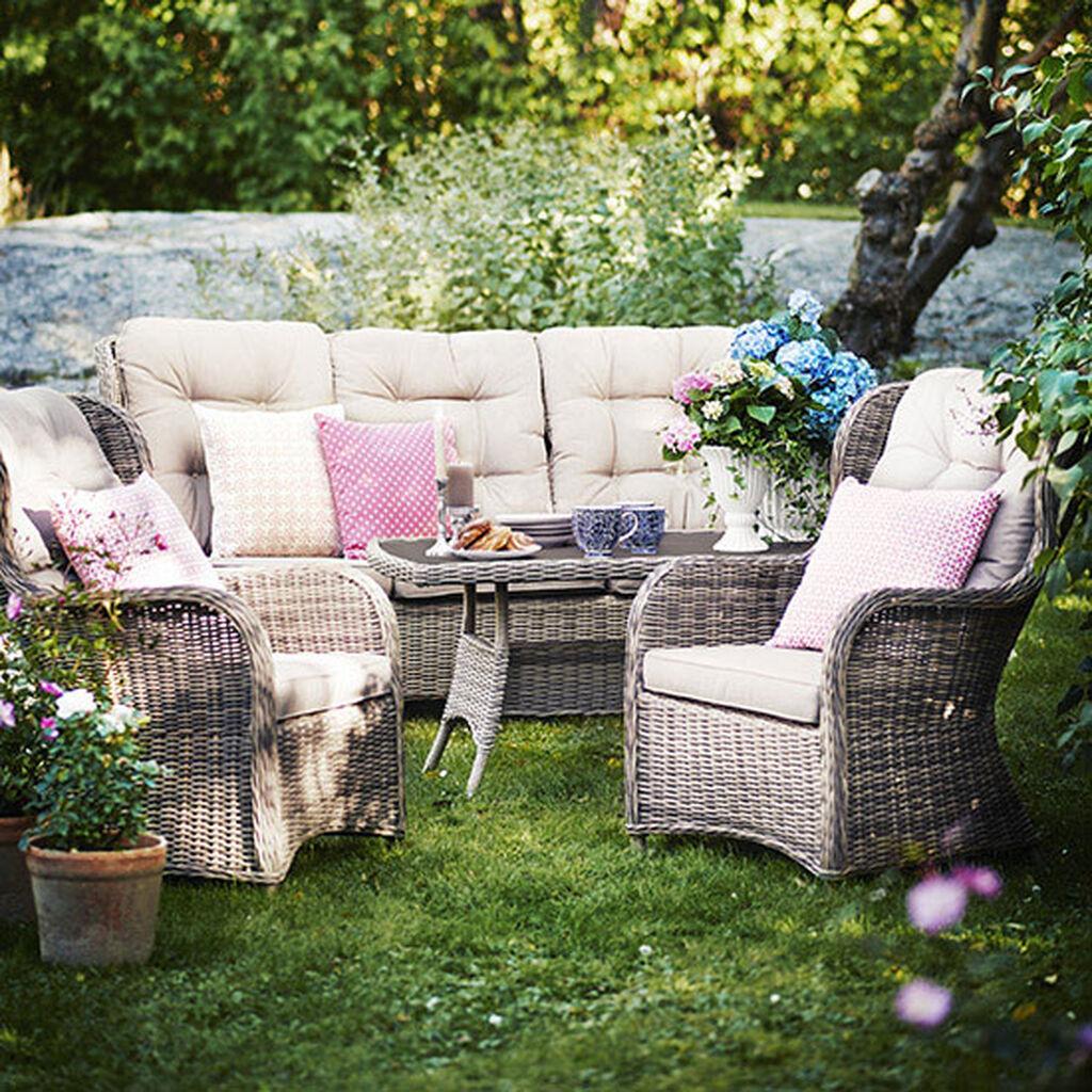 Juli - njut av sommaren i trädgården