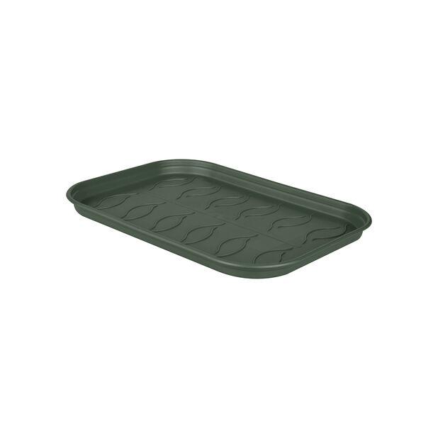 Odlingsbricka Green Basics Grow Tray Saucer S, Längd 24 cm, Grön
