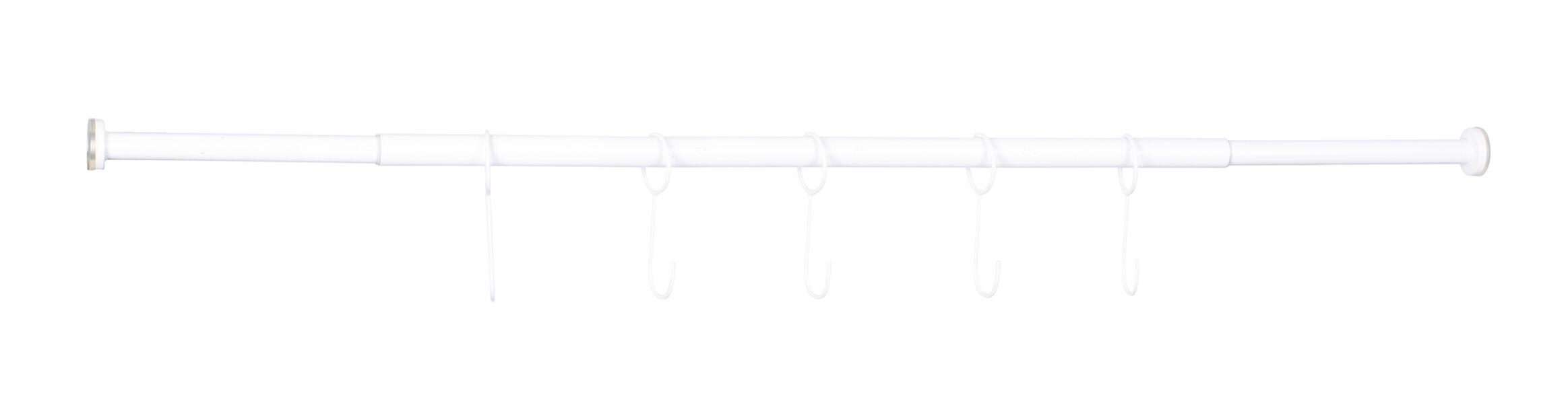 Fönsterstång Situne, Längd 140 cm, Vit