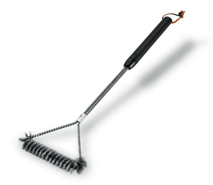 Grill T-Brush 53Cm, Svart