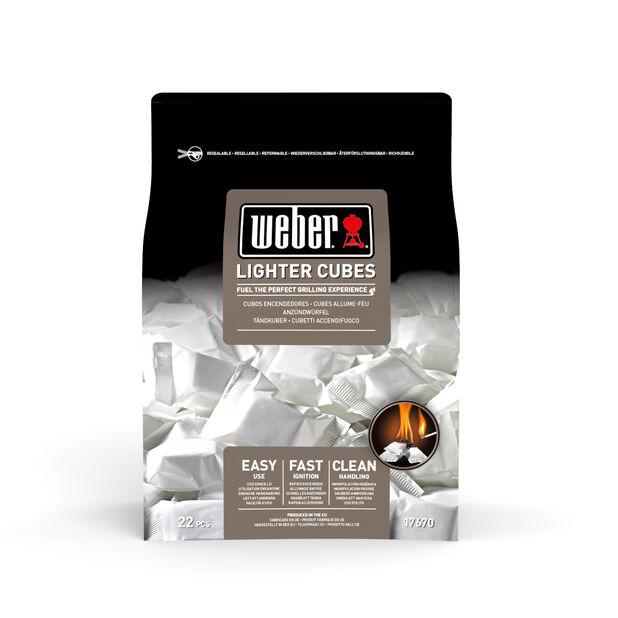 Weber Lighter Cubes