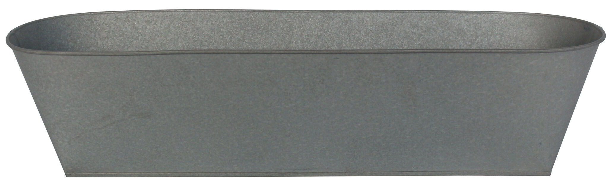 Balkonglåda Mario 61,5 cm zink