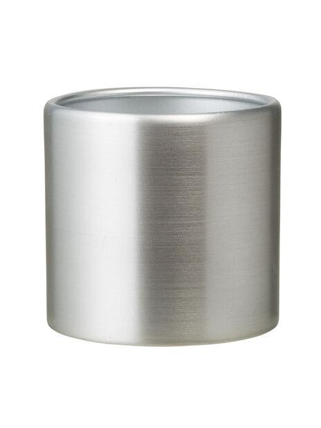 Kruka Colin, Ø7 cm, Silver