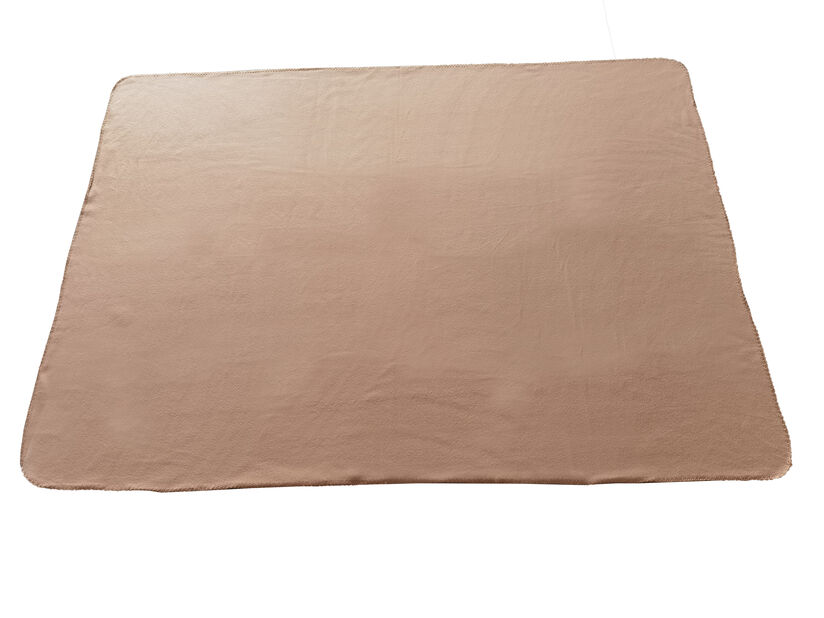 Filt Solide, Längd 175 cm, Brun