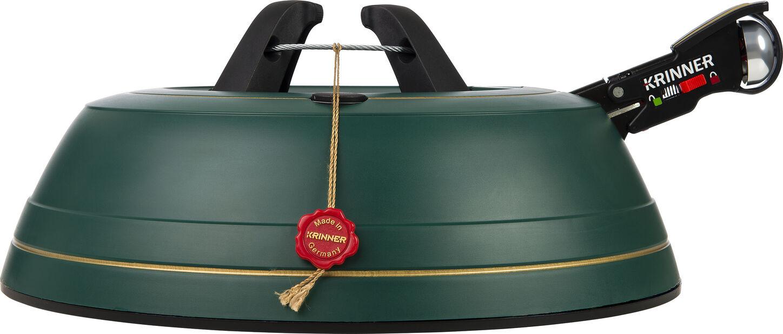 Julgransfot Krinner Premium L, 3.7 L, Grön