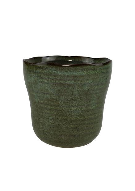 Kruka Tilde, Ø15.5 cm, Grön