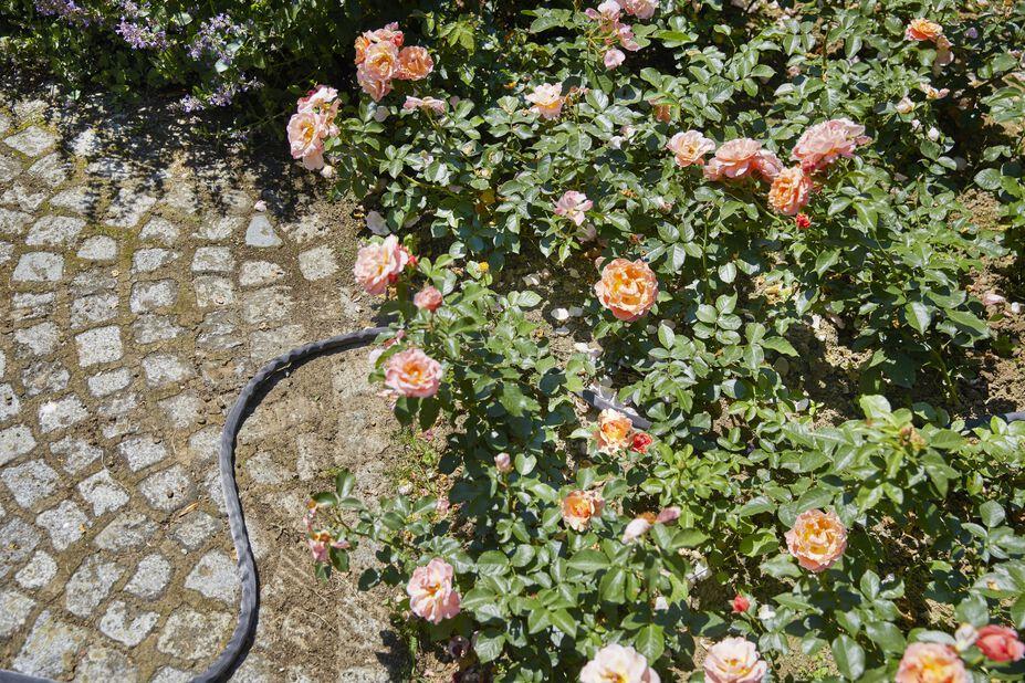 Tekstilslang 20M set Gardena