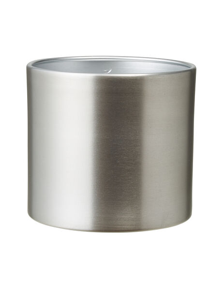 Kruka Colin, Ø13 cm, Silver