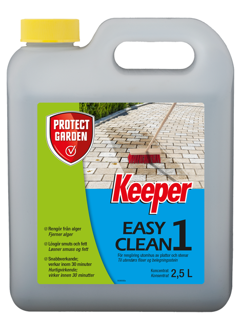 Keeper Easy Clean, 2.5 L