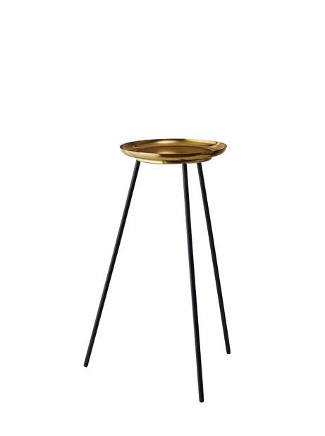 Piedestal Tindra H61 cm, mässing