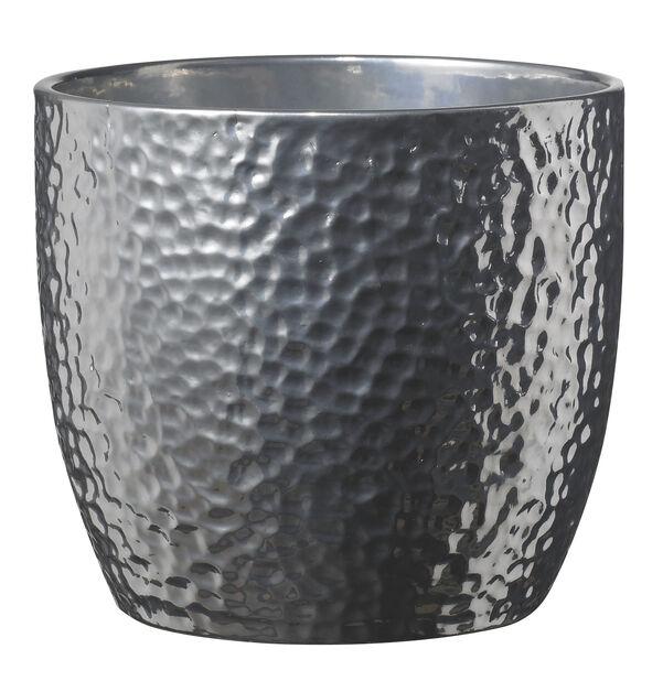 Kruka Grace, Ø13 cm, Silver