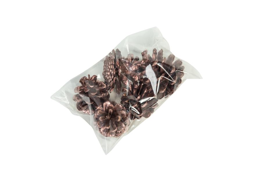 Kopparkottar, 250 g, Koppar