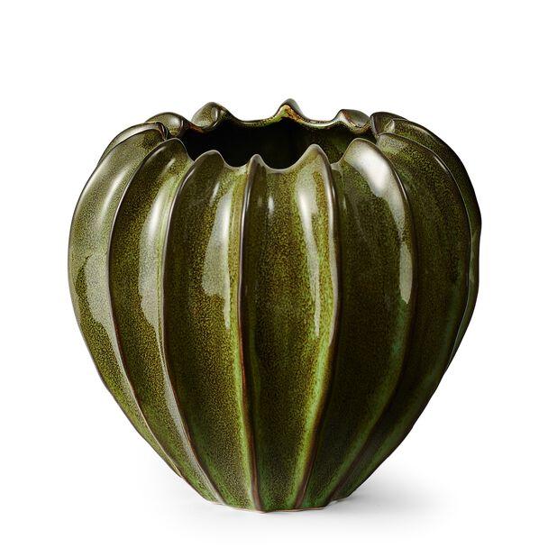 Vas Nicki, Höjd 18 cm, Grön