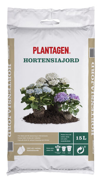 Hortensiajord, 15 L