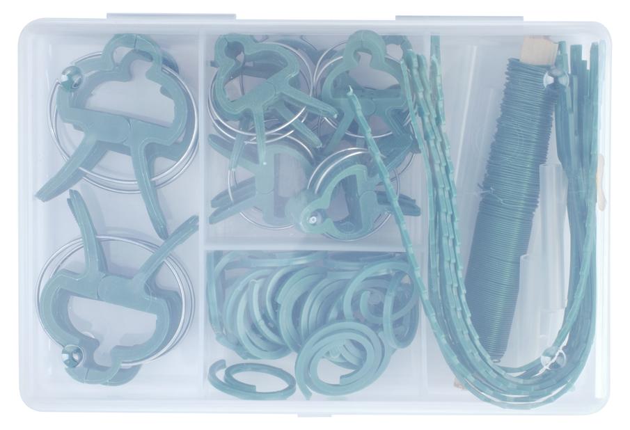 Uppbindnings kit, Grön