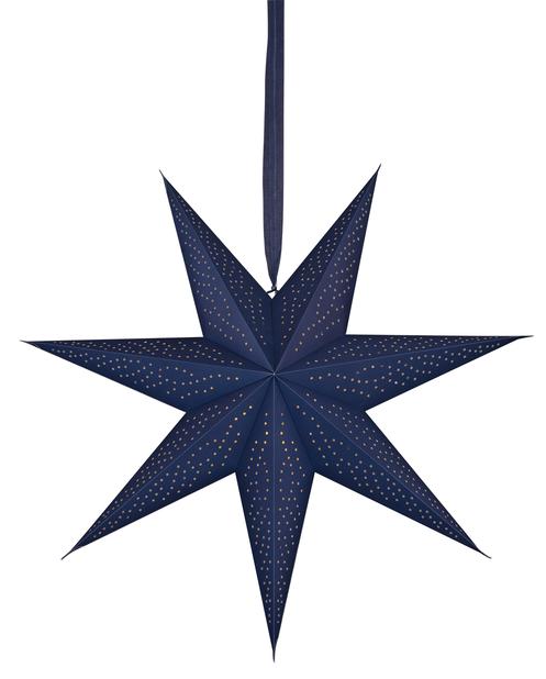 Adventsstjärna Ella, Ø90 cm, Röd