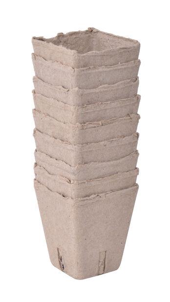 Fiberkruka 12-pack., Bredd 5 cm, Beige