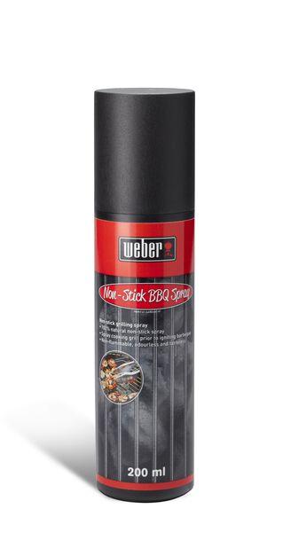 Bbq Oil Non-Stick, Sprayer, 200 ml, Svart