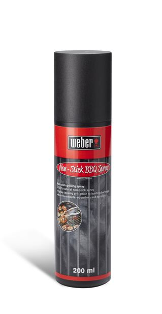 Oljespray BBQ Weber, 200 ml, Svart