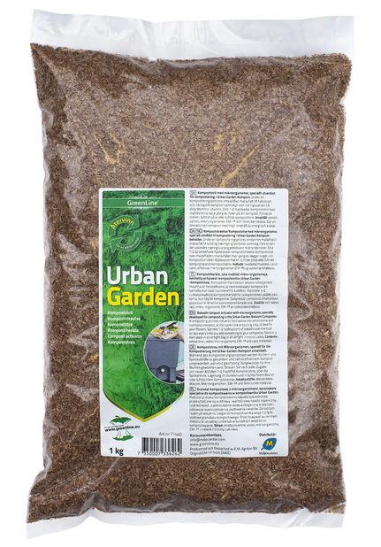 Urban Garden Kompostströ