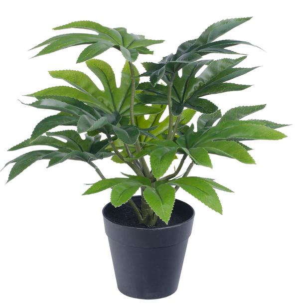 Grönväxt konstgjord, Höjd 30 cm, Grön