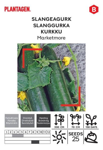 Gurka 'Marketmore'