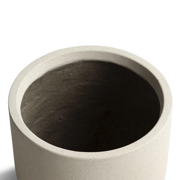 Kruka Hue, Ø37 cm, Beige