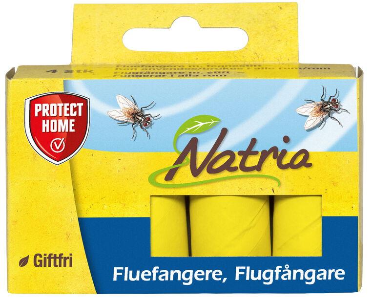 Flugfälla Natria, 4-pack