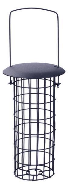 Fågelmatare talgbollar, Höjd 17 cm, Svart