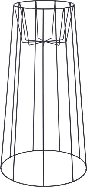 Piedestal Danny H75 cm, svart