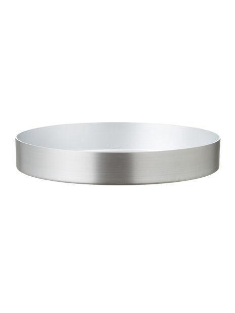 Colin Fat Ø17,5cm Silver