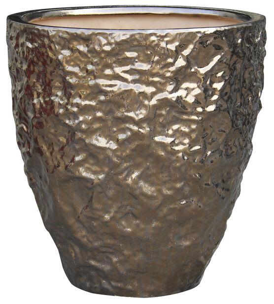Kruka Golden, Ø28 cm, Guld