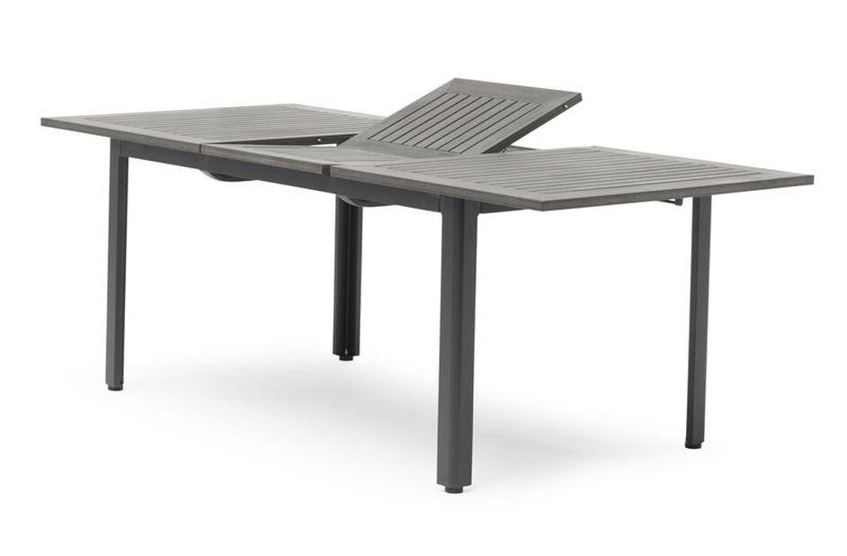 Matbord Ammi , Längd 200 cm, Grå