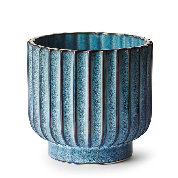 Kruka Zara, Ø15 cm, Blå