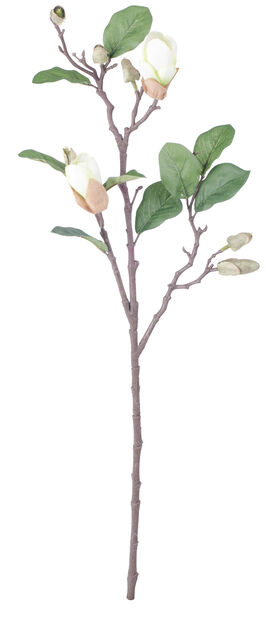 Magnoliakvist konstgjord, Höjd 71 cm, Flera färger