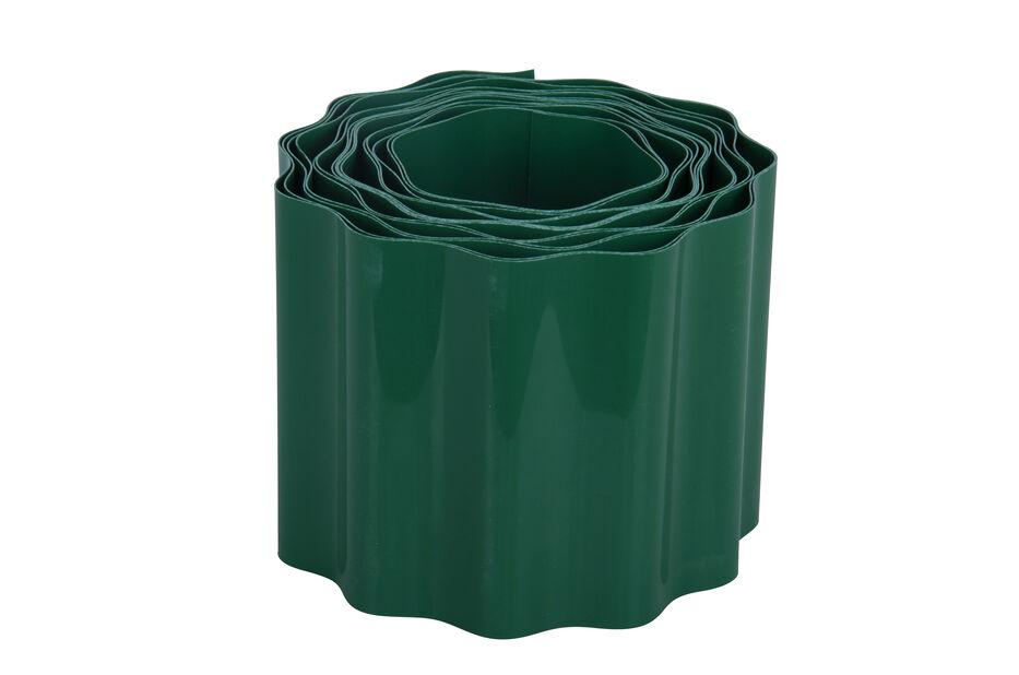 Gräskant 15cm x 6m grön