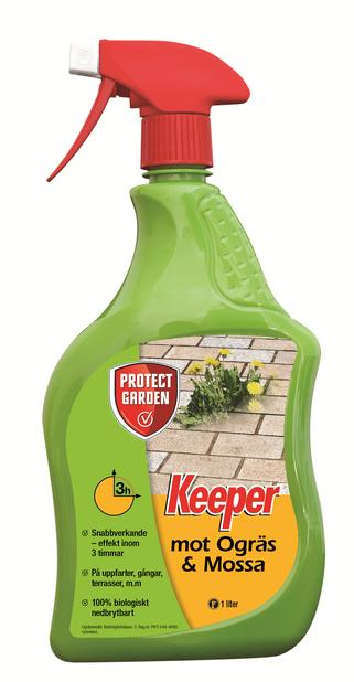 Keeper Easy Weed, 1 L, Flerfärgad