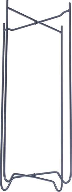 Piedestal Zoe, Höjd 49 cm, Svart