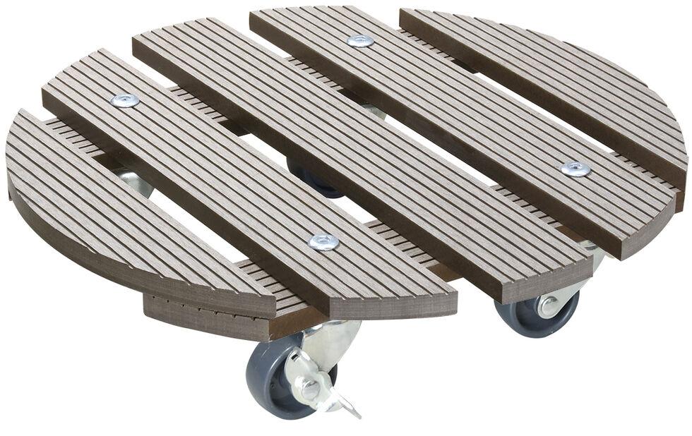 Krukvagn Multi Roller, Ø29 cm, Brun