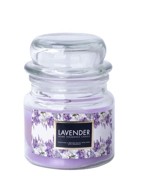 Doftljus Lavendel, Höjd 8.6 cm, Lila