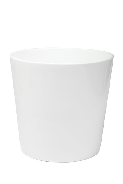 Kruka Harmoni, Ø16 cm, Vit