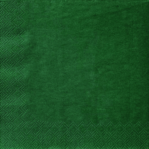 Julservetter Gröna, Ø40 cm, Grön
