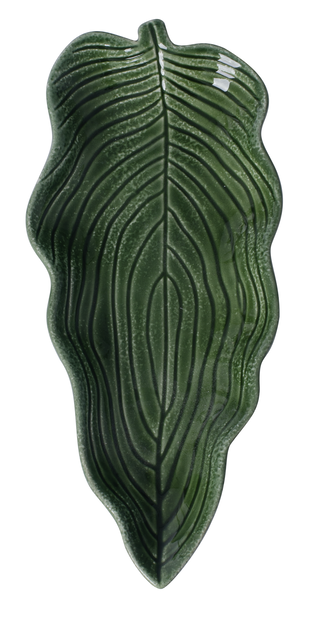 Dekorationsfat blad 28 cm