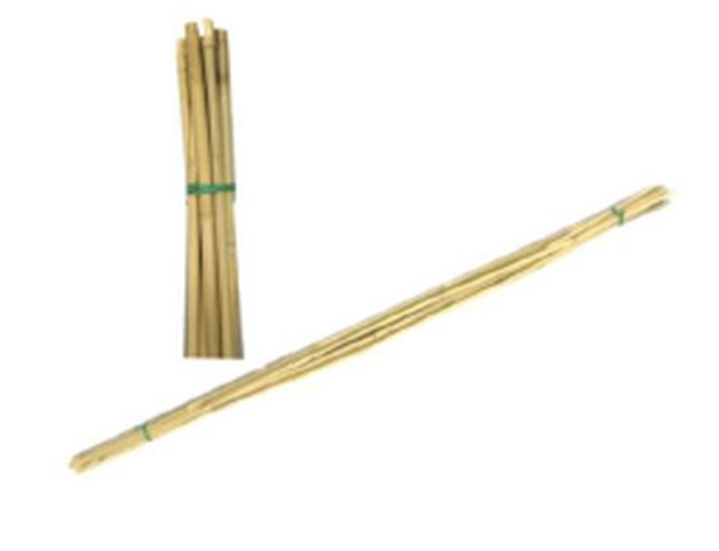 Växtstöd bambu 120 cm 5-p