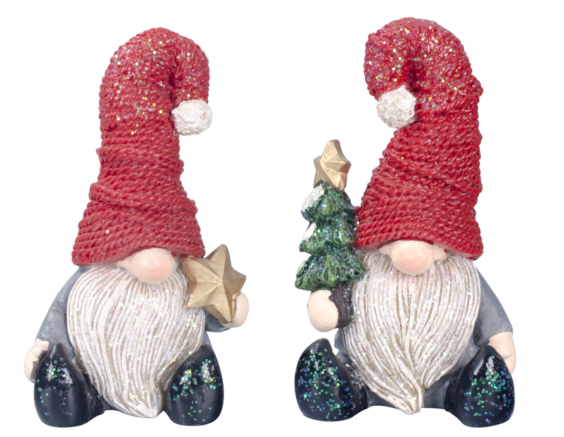 Tomte Fred 2-pack