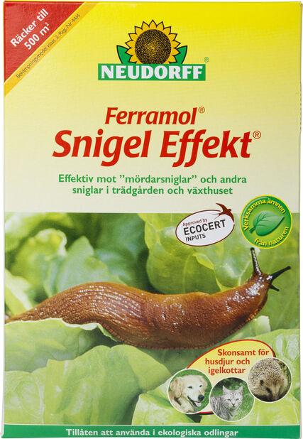 Ferramol Snigel Effekt, 2.5 kg, Flerfärgad