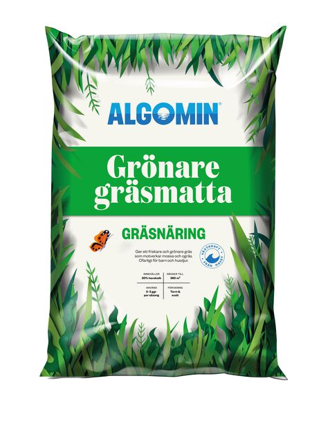 Gräsgödsel Algomin , 8 kg