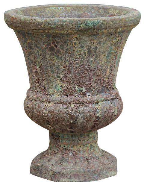 Urna Atle, Höjd 43 cm, Grön