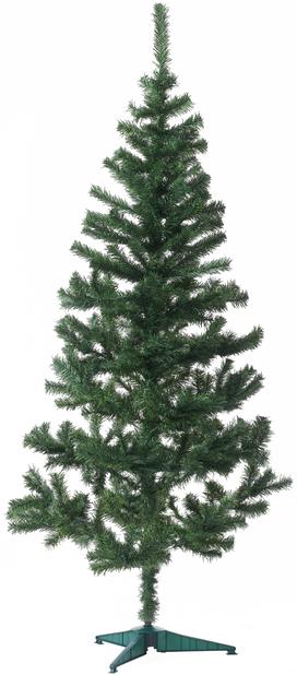 Plastgran, Höjd 180 cm, Grön