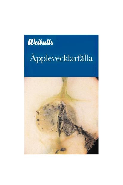 Feromonfälla äpplevecklare, Flerfärgad